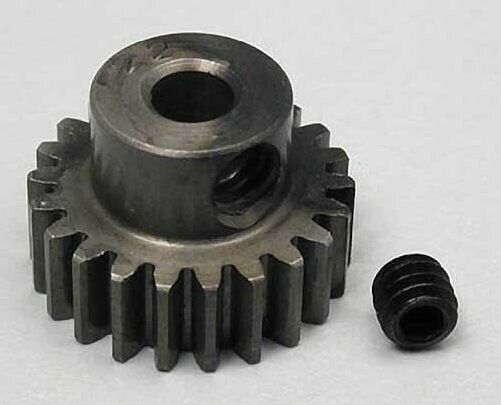 """RRP; Robinson Racing 22T Super Hard """"Absolute"""" Steel Motor Pinion 1/8""""/48 Pitch"""