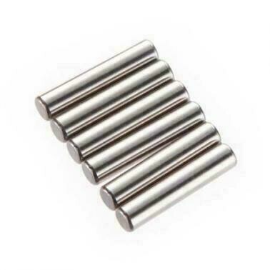 Axial; Pin 2.5X12Mm (6)