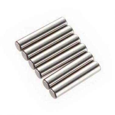 Axial; Pin 2.5X12Mm (6)