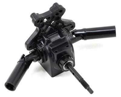 ECX; Assembled Transmission, Rear:1/18 4Wd; All