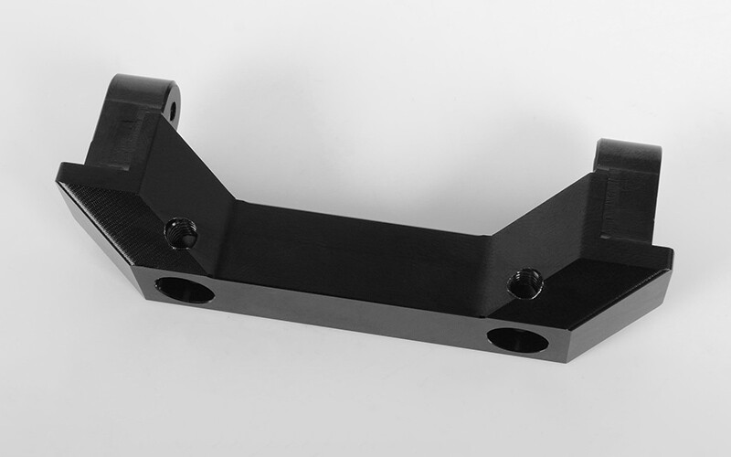 RC4WD; Aluminum Front Bumper Mount Conversion For Traxxas Trx-4