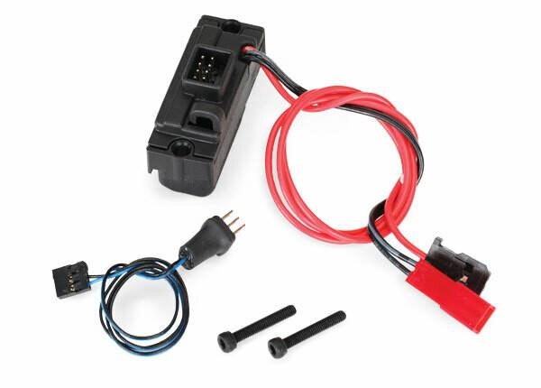 Traxxas; Led Lights, Power Supply (Regulated, 3V,
