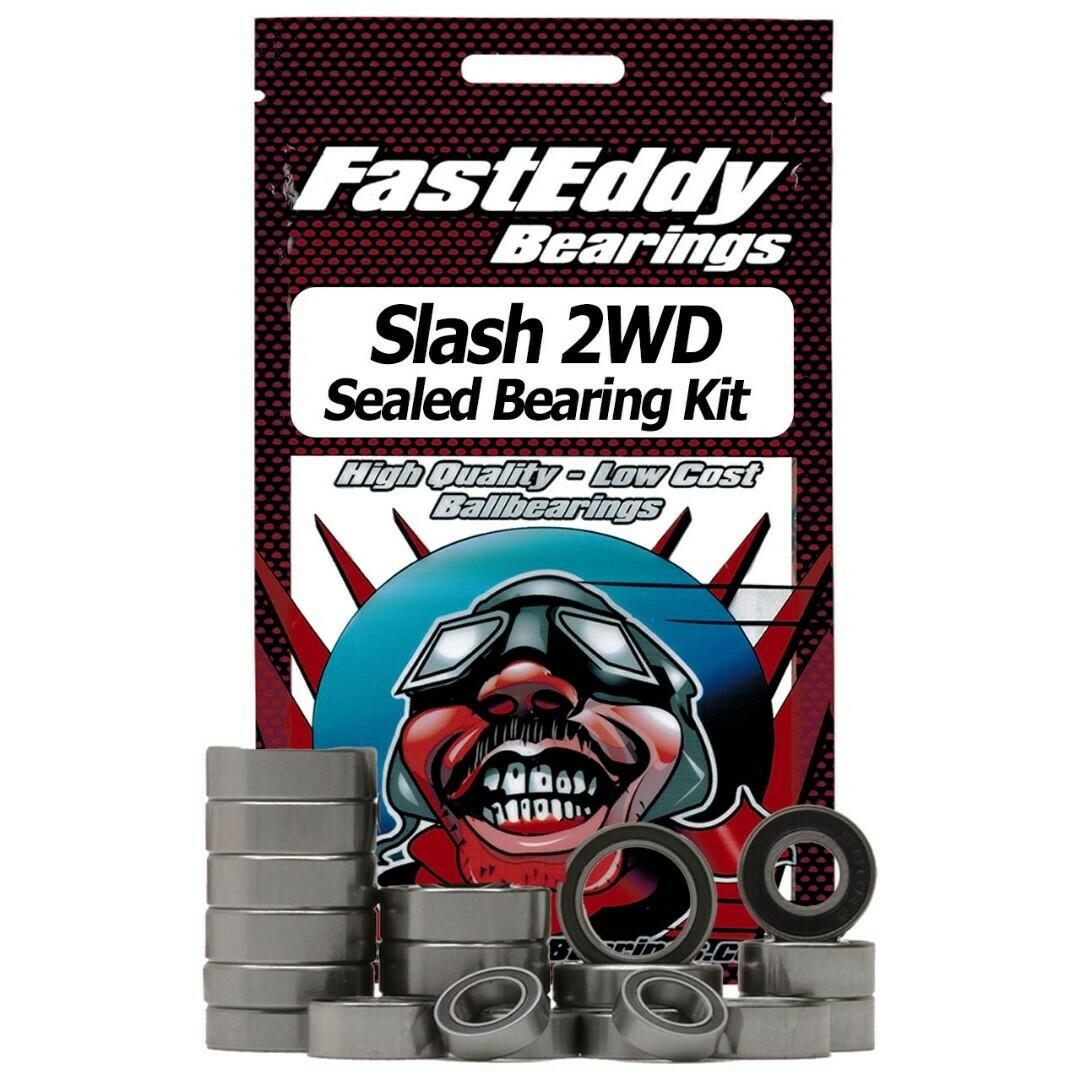 FastEddy; Traxxas Slash VXL (2WD) SC Truck Sealed Bearing Kit
