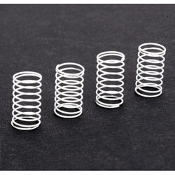 Losi; Damper Spring, Soft (4): Micro Sct, Rally,Truggy