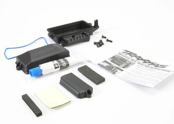 Traxxas; Box Reciever Sealed Foam Pad 3X8Mm Bcs 2.5X8Mm
