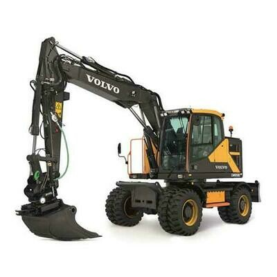 AtCollections; At Collections - 1/32 Volvo Ewr150E Excavator