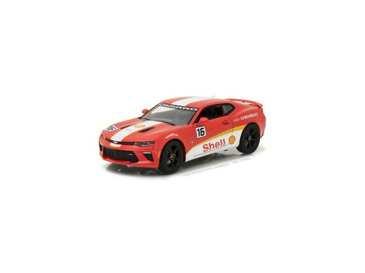 Greenlight; 1/24 2017 Chevy Camaro Shell Oil