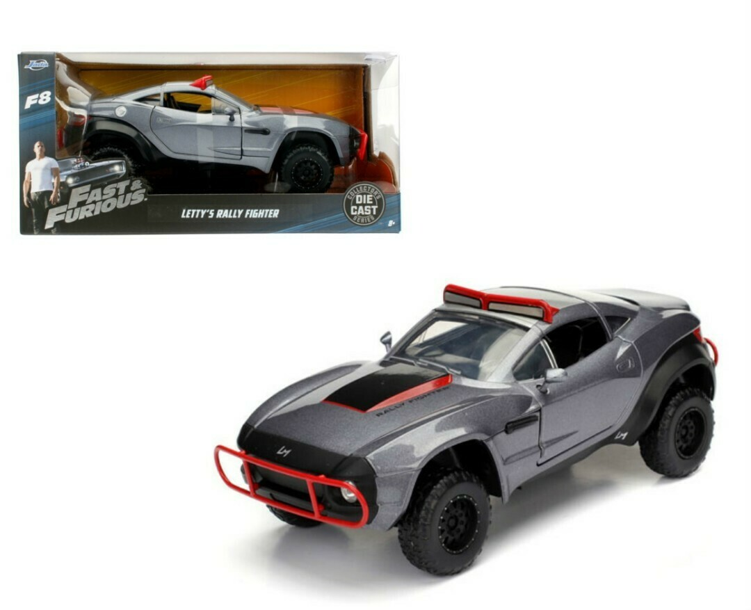 """Jada; """"Fast & Furious 8"""" 1/24 Letty'S Rally Fighter"""