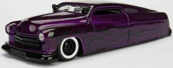 "Jada; ""Bigtime Kustoms"" 1/24 1951 Mercury - Candy Purple"