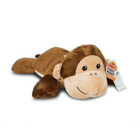 Melissa And Doug; Cuddle Monkey