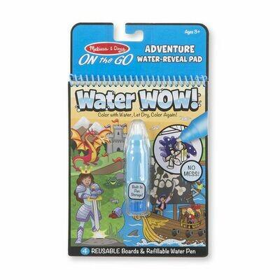 Melissa And Doug; Adventure Water Wow