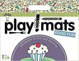 Melissa And Doug; Playmats - Food Fun