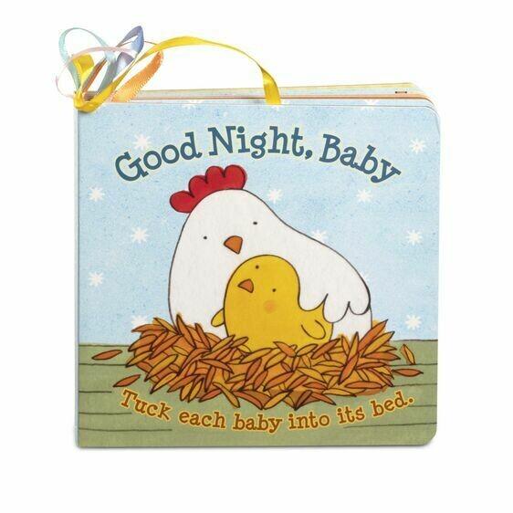 Melissa And Doug; Good Night Baby