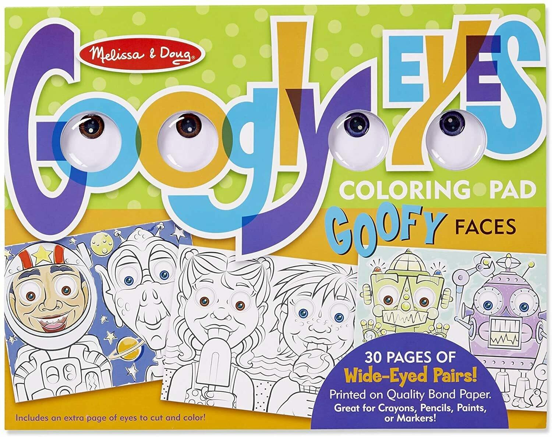 Melissa And Doug; Googly Eyes