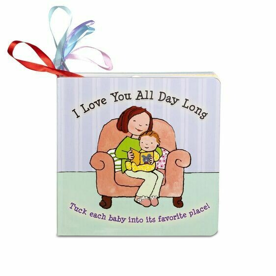 Melissa And Doug; I Love You All Day Long