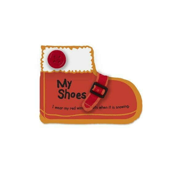 Melissa And Doug; K's Kids - My Shoes