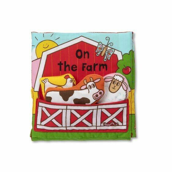 Melissa And Doug; K's Kids - On The Farm