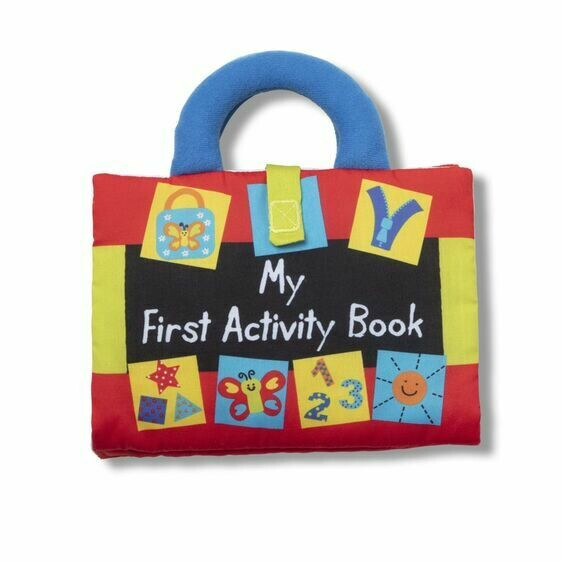 Melissa And Doug; K'S Kids - My First Activity Book