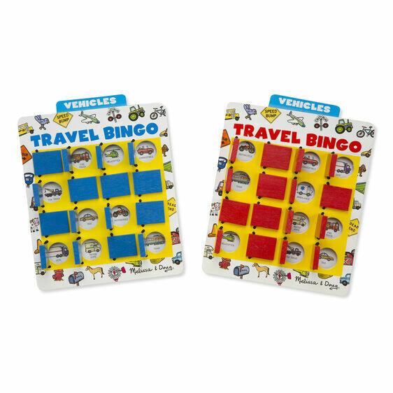 Melissa And Doug; Flip To Win Bingo