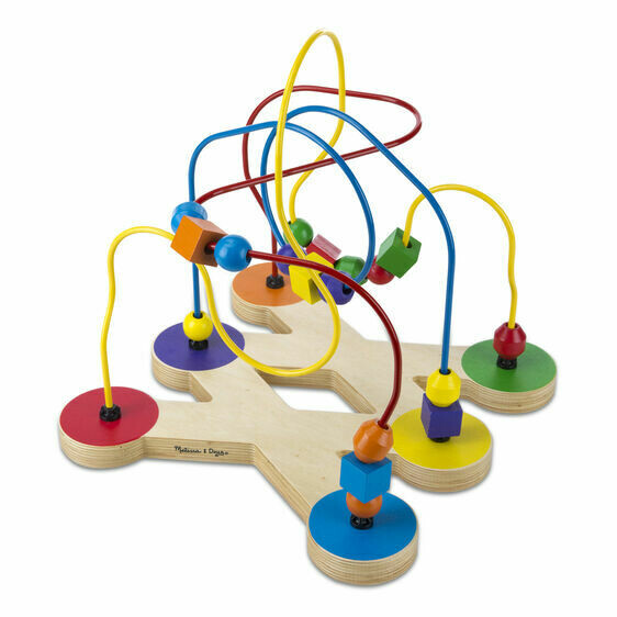 Melissa And Doug; Bead Maze