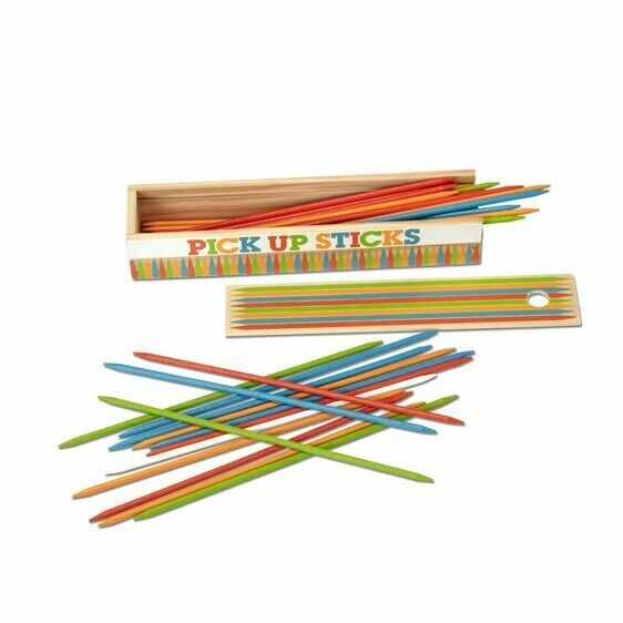Melissa And Doug; Wooden Pick - Up Sticks