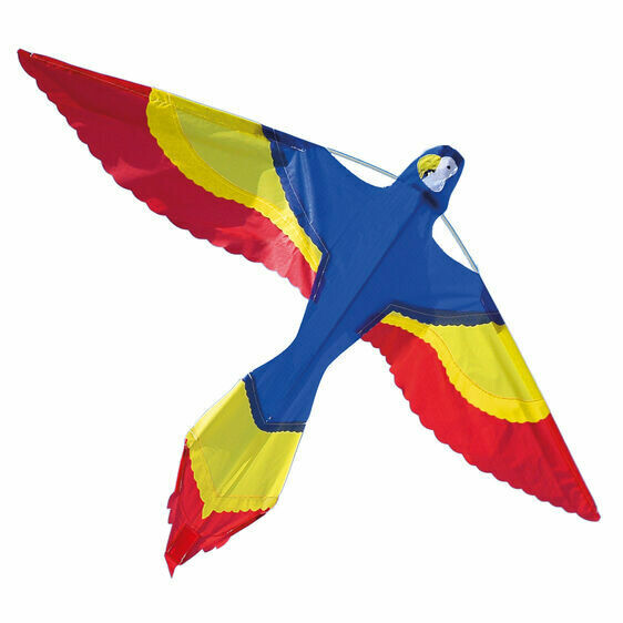 Melissa And Doug; Rainbow Parrot Kite