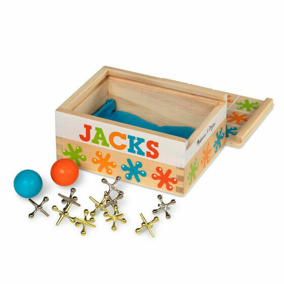 Melissa And Doug; Melissa & Doug Pick Up Jacks