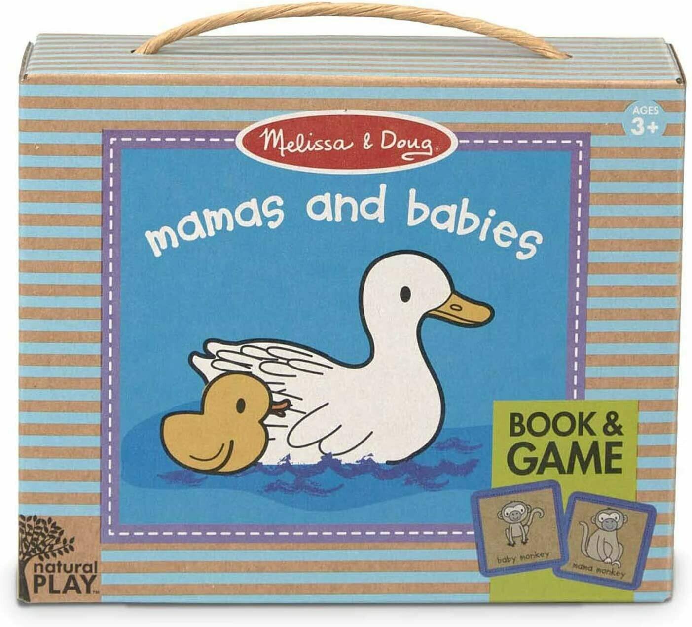 Melissa And Doug; Np Book & Game Mamas & Babies