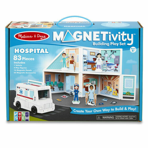 Melissa And Doug; Magnetivity - Hospital