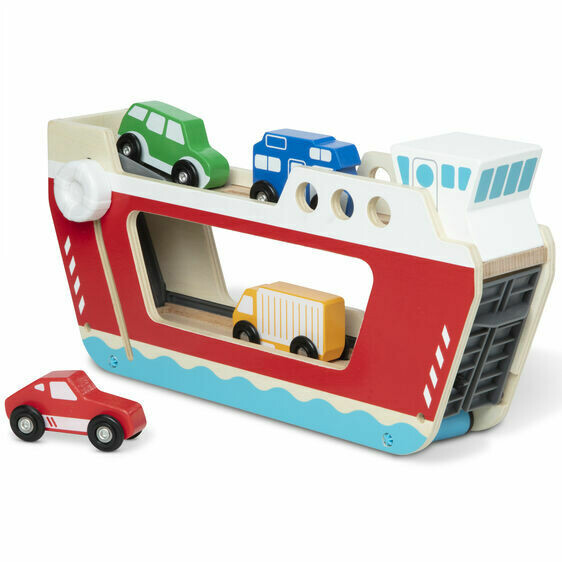 Melissa And Doug; Ferryboat