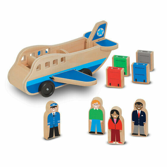 Melissa And Doug; Airplane