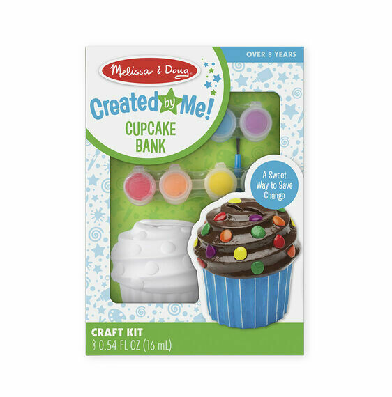 Melissa And Doug; Cupcake Bank