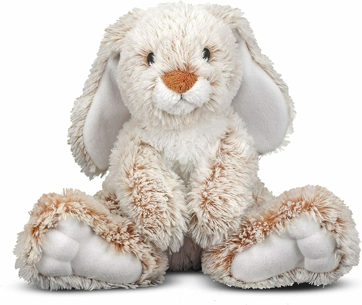 "Melissa And Doug; Princess Soft Toys 14"" Plush Burrow Bunny"