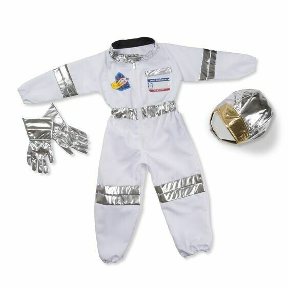 Melissa And Doug; Astronaut Role Play