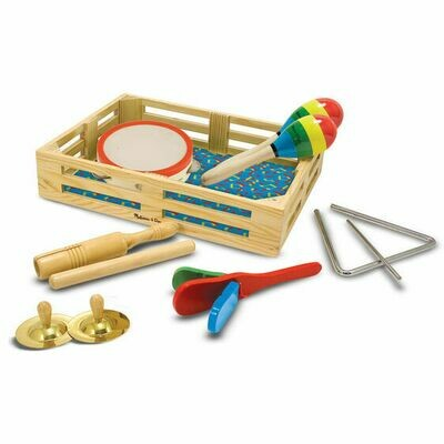 Melissa And Doug; Band-In-A-Box