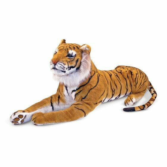 Melissa And Doug; Tiger - Plush