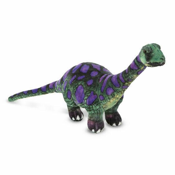 Melissa And Doug; Apatosaurus - Plush