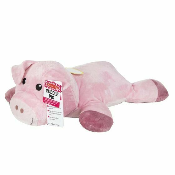 Melissa And Doug; Cuddle Pig
