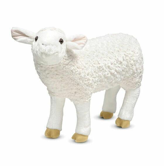 Melissa And Doug; Sheep - Plush
