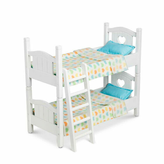 Melissa And Doug; Mine To Love Play Bunk Bed