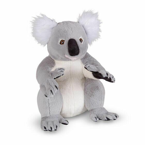 Melissa And Doug; Koala- Plush