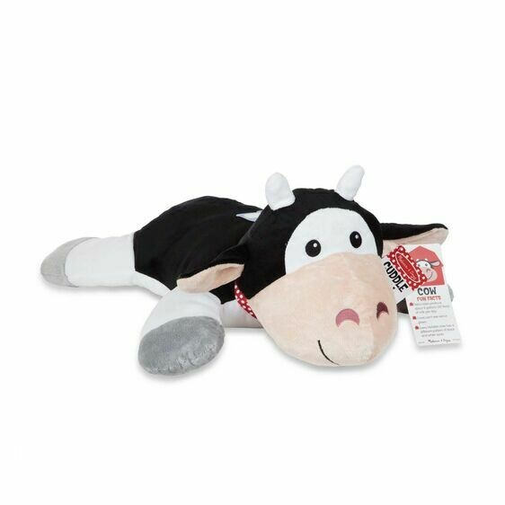 Melissa And Doug; Cuddle Cow