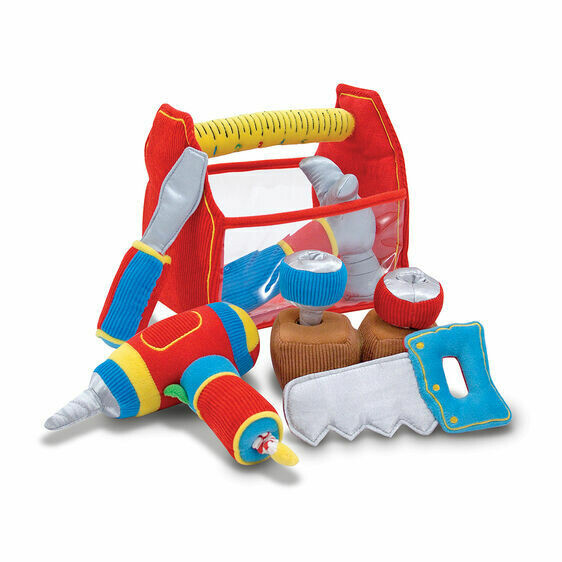 Melissa And Doug; Toolbox Fill And Spill