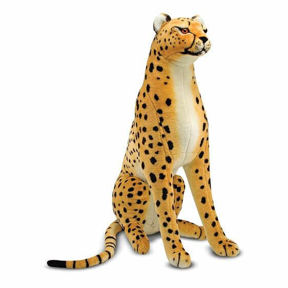 Melissa And Doug; Cheetah - Plush