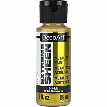 Decoart; Extreme Sheen 2Oz 24K Gold