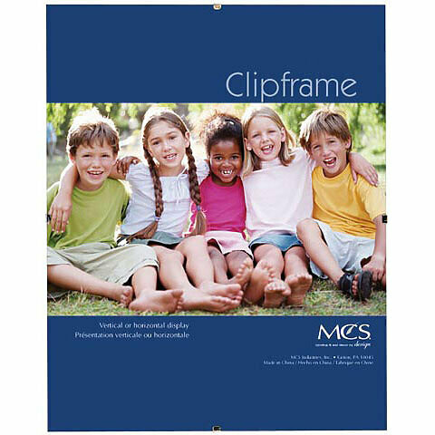 Mcs; Clip Frame 8.5X11