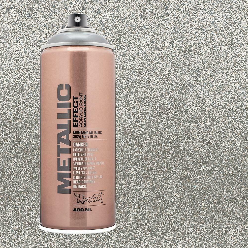 Montona; Metallic Spray, Silver