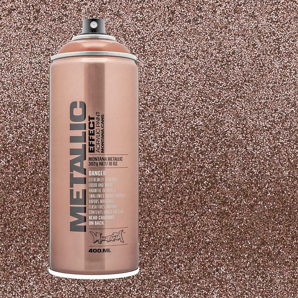 Montana; Metallic Spray, Copper
