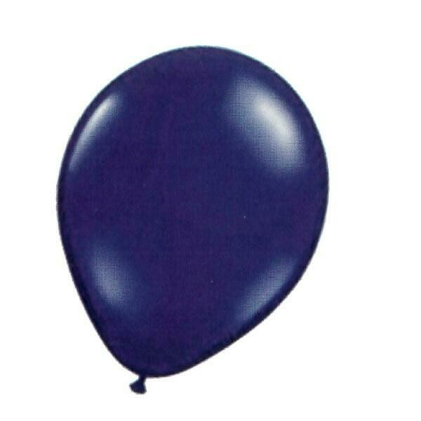 "Color Fantastic; 10Ct 12""Helium Quality Balloons, Pearlised Purple"