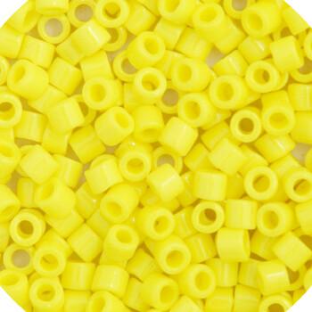 John Bead; Delica 10/0 Rd Yellow Opaque